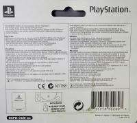 Sony Memory Card SCPH-1020 ERI Box Art