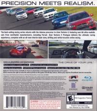 Gran Turismo 5: Prologue Box Art