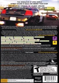 Midnight Club: Los Angeles - Complete Edition - Platinum Hits [CA] Box Art