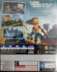 Ratchet & Clank - PlayStation Hits (Revenda Proibida / 3006645-AC) Box Art