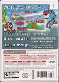 Super Paper Mario - Nintendo Selects Box Art