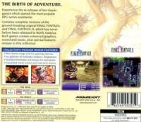 Final Fantasy Origins - Greatest Hits Box Art