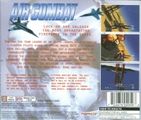 Air Combat - Greatest Hits Box Art