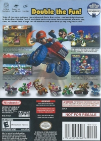 Mario Kart Double Dash Not For Resale Gamecube Na