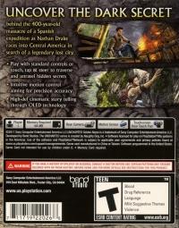 Uncharted: Golden Abyss Box Art