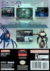 Metroid Prime 2: Echoes Box Art