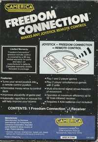Camerica Freedom Connection Box Art