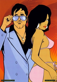 Grand Theft Auto: Vice City - Not for Ind. Sale Box Art