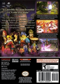 Baten Kaitos: Eternal Wings and the Lost Ocean Box Art