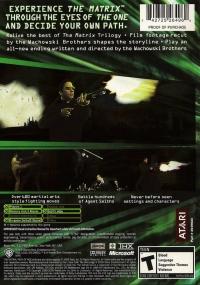 Matrix, The: Path of Neo Box Art