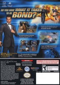 007: NightFire Box Art