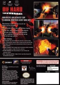 Die Hard: Vendetta Box Art