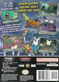 Scooby-Doo! Night of 100 Frights Box Art