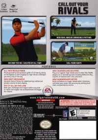 Tiger Woods PGA Tour 06 Box Art