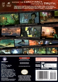 Beyond Good & Evil Box Art