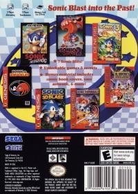 Sonic Mega Collection Box Art