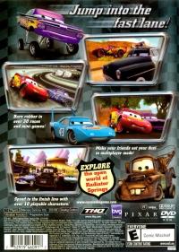 Cars Box Art