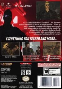 Resident Evil Code: Veronica X Box Art