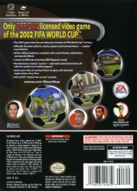 2002 FIFA World Cup Box Art
