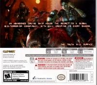 Resident Evil: Revelations (Revelaitons) Box Art