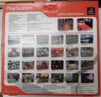 Sony PlayStation (SCPH-5501) [NA] Box Art