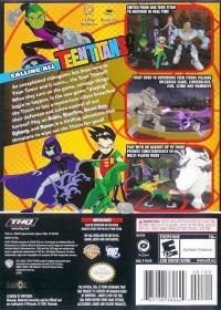 Teen Titans Box Art