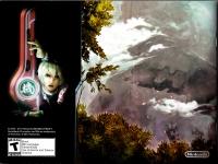 Xenoblade Chronicles Artbook Box Art