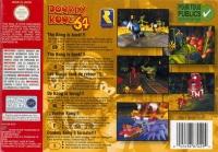 Donkey Kong 64 Box Art