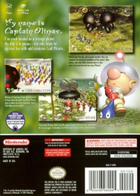 Pikmin Box Art