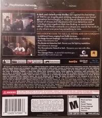 L.A. Noire: The Complete Edition Box Art
