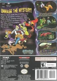 Scooby-Doo! Unmasked Box Art