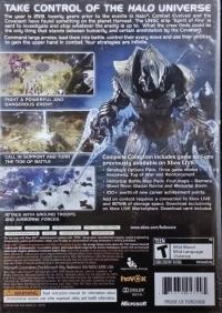 Halo Wars - Platinum Hits Box Art