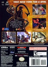 Spider-Man 2 Box Art