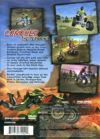 ATV Offroad Fury - Greatest Hits Box Art
