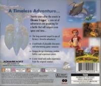 Chrono Cross - Greatest Hits (Squaresoft) Box Art