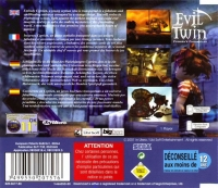 Evil Twin: Cyprien's Chronicles Box Art
