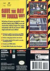 Tonka Rescue Patrol Box Art