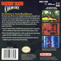 Donkey Kong Country Box Art