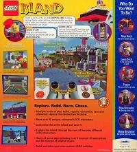 LEGO Island Box Art