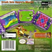 Crash Bandicoot Purple: Ripto's Rampage Box Art