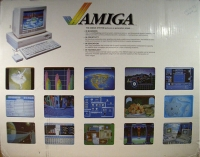 Commodore Amiga 1000 Box Art