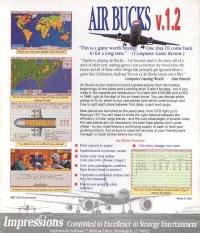 Air Bucks v1.2 Box Art