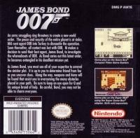 James Bond 007 - Players Choice Box Art