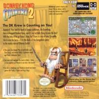 Donkey Kong Country 2 Box Art