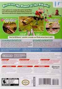 Pikmin 2 - Nintendo Selects Box Art