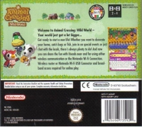 Animal Crossing: Wild World Box Art