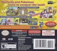 Pokémon Conquest Box Art