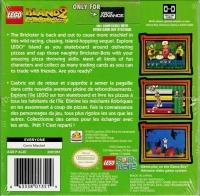 LEGO Island 2: The Brickster's Revenge Box Art