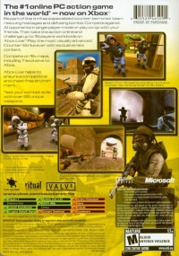 Counter-Strike Box Art