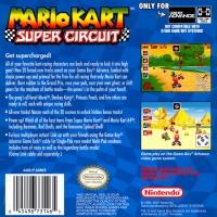 Mario Kart: Super Circuit Box Art